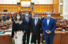 Toți cei 4 parlamentari de la PSD Botoșani au votat astăzi pentru eliberarea României de sub jugul social al austerității naționale!