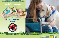 Clienții Lidl România vor putea susține asociația Clubul Câinilor Utilitari și programele de pregătire printr-o nouă campanie