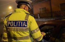 Şoferi băuţi sau fără permis, prinşi în trafic de poliţişti
