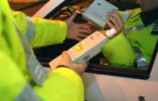 Șoferi beți sau fără permis, la ordinea zilei pe străzile din județ