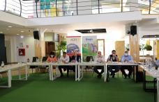 Întâlnire la ADR Nord-Est pentru atragerea fondurilor europene - FOTO