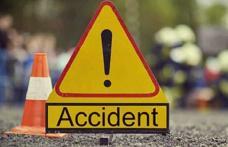 Accident rutier cu victime la Flămânzi. Șoferul unei autoutilitare a fost lovit ușor