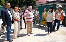 Ritm susținut pentru lucrările de modernizare a Unității de Primiri Urgențe - FOTO