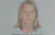 Adolescenta căutată de polițiști a fost găsită. Aceasta a fost internată într-un centru DGASPC
