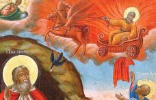 Sfântul Ilie, proorocul focului și al liniștii