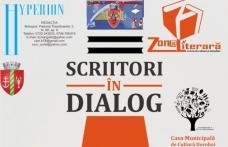 Scriitori în dialog la Dorohoi