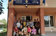 De vorbă cu BUNICII – proiect de voluntariat - FOTO