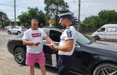 Acțiune a polițiștilor rutieri, în județul Botoșani. Amenzi aplicate și permise reținute - FOTO