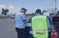 Polițiștii continuă activitățile pentru prevenirea și combaterea accidentelor rutiere