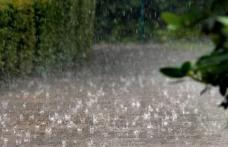 Meteorologii au emis o avertizare de vijelii puternice, grindină și averse torențiale