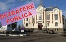 Primaria municipiului Dorohoi a inițiat procedura de CONSULTARE PUBLICĂ
