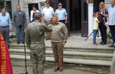 Un general de brigadă a vizitat luni Botoșaniul - FOTO