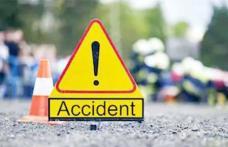 Accident produs de o tânără de 27 de ani în stare de ebrietate