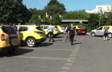 Poliția Dorohoi acțiune în forță printre taximetristi – FOTO