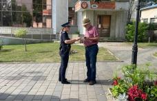 Acțiune a polițiștilor dorohoieni - FOTO