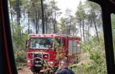 """Ce spune un grec despre dotarea pompierilor români: """"Au drone cu care urmăresc traseul incendiului din aer"""""""