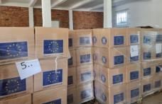 DAS Dorohoi: A început distribuirea ajutoarelor constând în pachete cu produse alimentare și de igienă