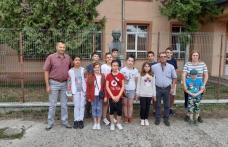 """Ecologizăm și câștigăm! Proiect de educație ecologică la Școala Gimnazială """"Dimitrie Pompeiu"""" Broscăuți - FOTO"""