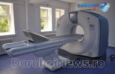 Computerul Tomograf de la Spitalul Dorohoi va fi funcțional începând de săptămâna viitoare