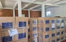 DAS Dorohoi: Anunț redistribuire pachete alimentare și de igienă POAD 2021
