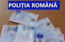 Peste 40 de permise de conducere reținute de polițiștii rutieri