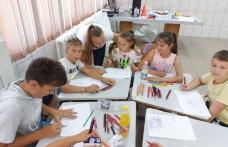 """Școala de vară - proiect implementat în cadrul Școlii Profesionale """"Sfântul Apostol Andrei"""" Smârdan - FOTO"""