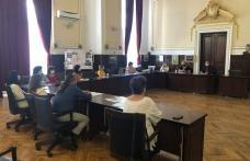 """Proiectul """"LA ŞCOALĂ CU BUCURIE"""" implementat la Dorohoi a fost finalizat cu succes - VIDEO / FOTO"""