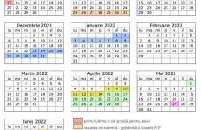 Calendarul anului școlar 2021-2022. Vezi schimbările aduse de Ministerul Educației!