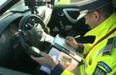 Sancțiuni de peste 53000 lei aplicate într-o acțiune a polițiștilor rutieri