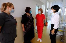 Investiții în modernizarea secțiilor Spitalului Județean Botoșani - FOTO