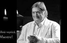 """Maestrul Ioan Cobâlă, dirijorul Orchestrei """"Rapsozii Botoșanilor"""" a încetat din viață"""