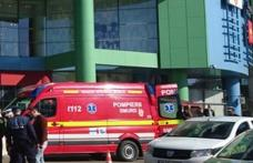 Tragedie la mall-ul din Botoșani! Un bărbat a decedat după ce s-a înecat cu mâncare