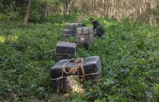 Focuri de arma şi trei contrabandişti reţinuţi, la frontiera cu Ucraina