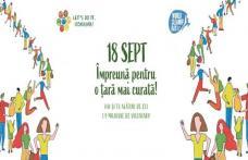 Let's Do It, Romania!, la Botoșani