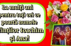 Cine au fost Sfinții Ioachim și Ana, sărbătoriți pe 9 septembrie în calendarul ortodox 2021