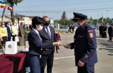 Șase pompieri botoşăneni înaintaţi în gradul următor cu prilejul Zilei Pompierilor din România - FOTO