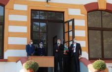 """Colegiul Național """"Grigore Ghica"""" Dorohoi a început anul școlar cu inaugurarea noului local - FOTO"""