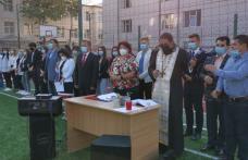 """Deschiderea unui an de sărbătoare la Liceul """"Regina Maria"""" Dorohoi - FOTO"""