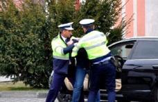Urmărire în trafic după un șofer fără permis și care gonea pe străzile din Dorohoi