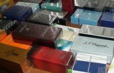 Dosar penal pentru doi tineri care vindeau produse contrafăcute la Dorohoi