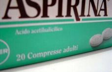 Aspirina nu este întotdeauna benefică!