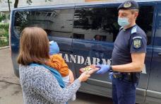 Un jandarm aflat în afara programului de lucru a prins în flagrant doi suspecți de furt și a salvat viața unui bărbat