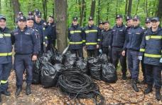 """Pompierii botoșăneni au participat la """"Let s Do It România""""  - FOTO"""