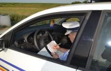 Acțiune a polițiștilor rutieri: Cinci permise de conducere și un certificat de înmatriculare reținute în doar câteva ore