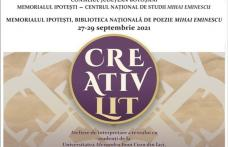 Atelierele de interpretare a textului CreativLit la Ipotești