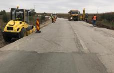Noutăți despre drumul Botoșani-Ștefănești cerute la fața locului de prefectul Dan Nechifor - FOTO
