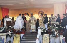 """Slujbă de sfințire a Bisericii """"Sfântul Nicolae"""" din Corlăteni - FOTO"""
