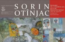 Expoziția pictorului ieșean Sorin Otînjac la Memorialul Ipotești