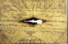 """VEZI o scrisoare de 100 de ani găsită din întâmplare """"Dragă Moş Crăciun"""""""