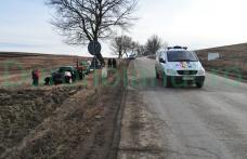 Dorohoian implicat într-un grav accident de circulație la Cervicești